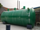 因为玻璃钢化粪池的防腐能力好所以被广泛的使用