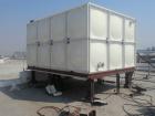 玻璃钢水箱运送过程中为防止水箱起吊时摇晃失控