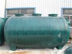 玻璃钢化粪池是一种小型污水处理系统包括一个水池及化粪系统