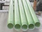 玻璃钢管道具有优异的耐腐蚀性能不需要阴极保护等防腐措施