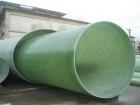 玻璃钢管道是一种轻质高强度耐腐蚀的非金属管道