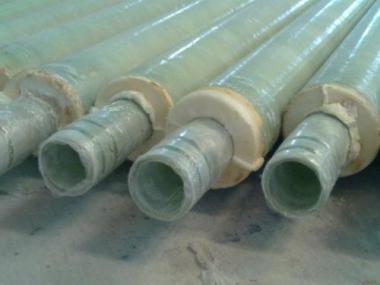 玻璃钢保温管道