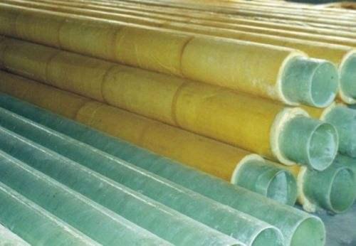 玻璃钢保温管道2